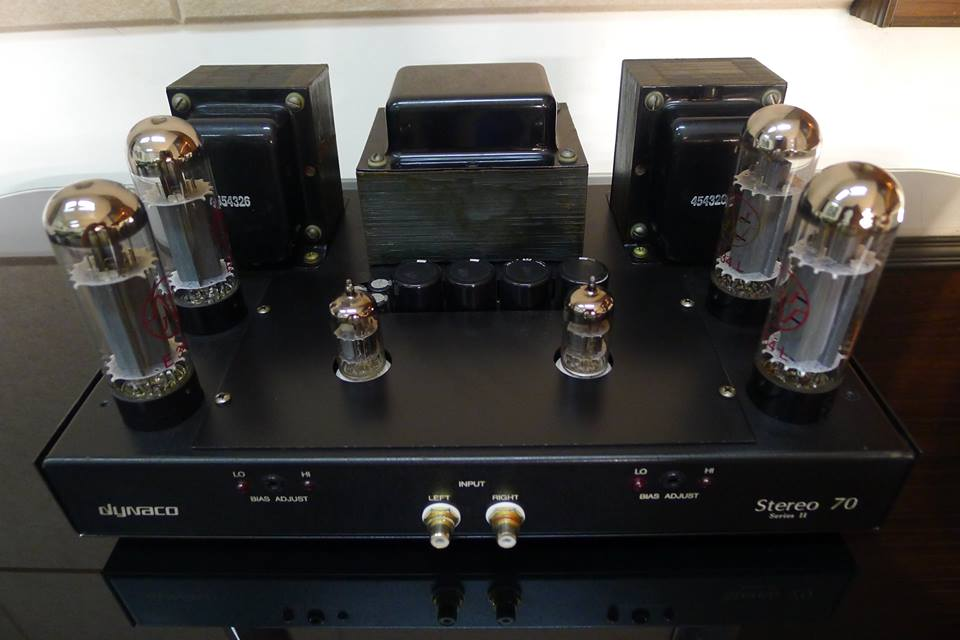 Forum ~ Dynaco Stereo 70 Series 2 [PDF Manual and Electrical