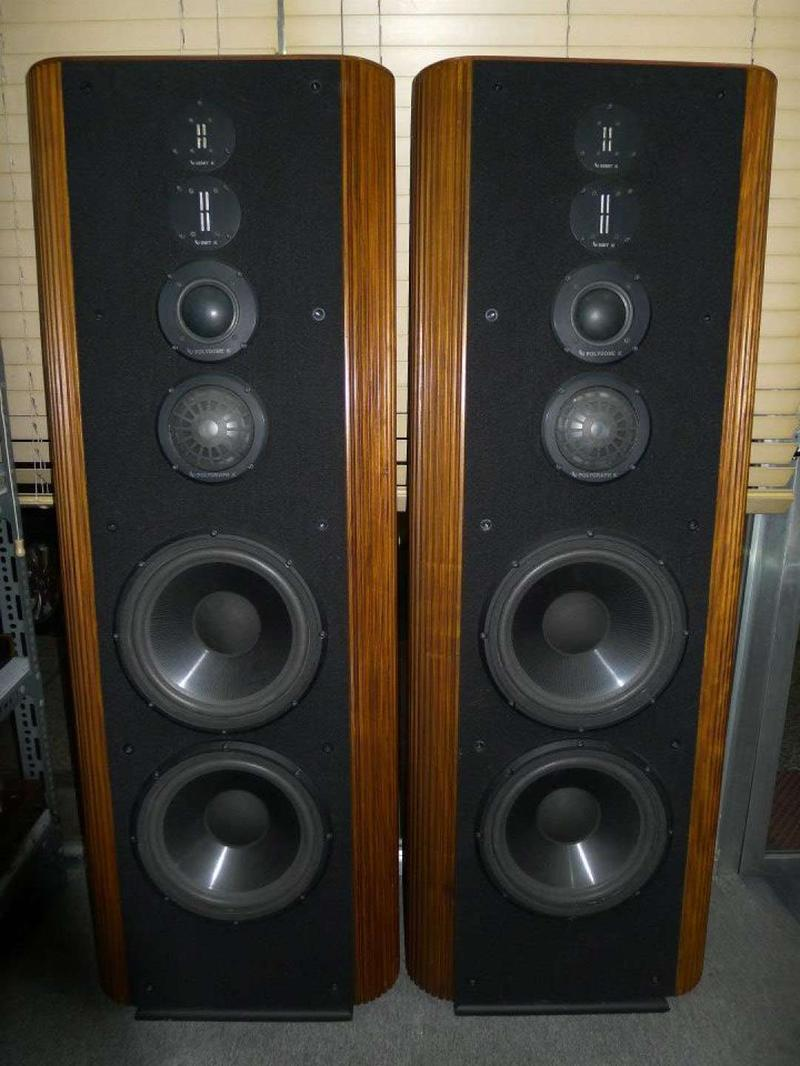 4234 Infinity Rs 9 Kappa Series 4 Way Speaker System on coil diagram